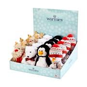 Warmies Mini Christmas (MIX-CHR-1)